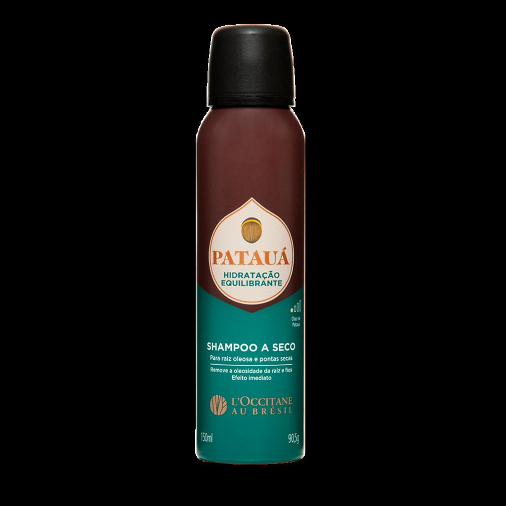 Shampoo a Seco Hidratação Equilibrante Patauá