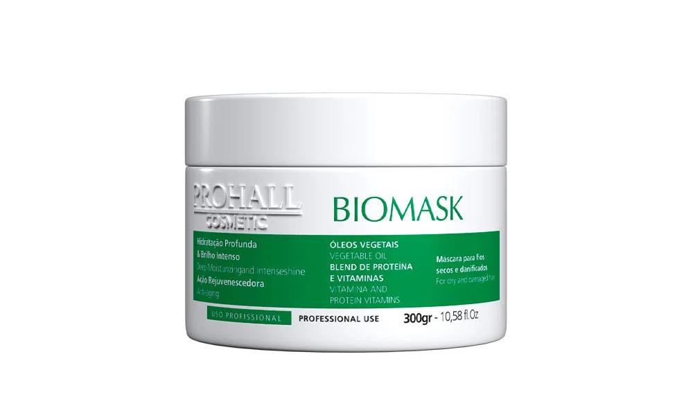 Máscara Ultra Hidratante Biomask Explosão de Brilho