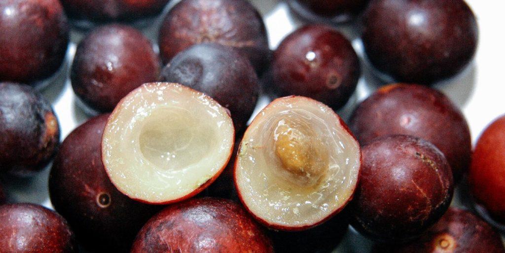 Fruta Camu-Camu