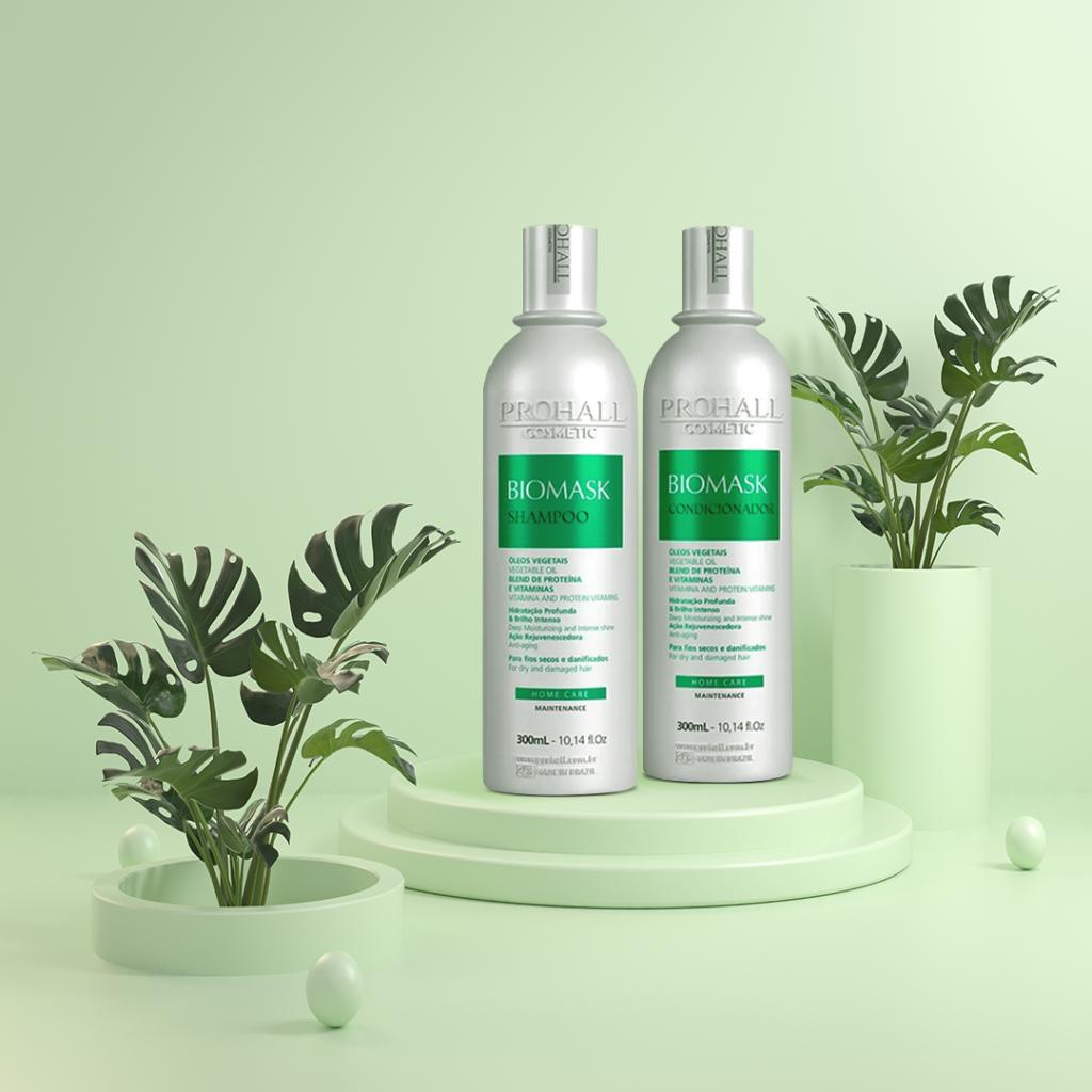 Shampoo e Condicionador Phohall